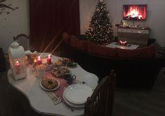 Christmas tíme whit home
