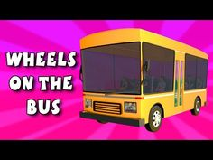 Singing Hands: The Wheels on the Bus - with Makaton - YouTube