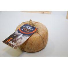 En la tienda online de productos gourmet 'Érase un gourmet' vendemos queso curado de oveja con trufa. 120 días de curación. 100% leche pasterizada. Marca Entra D Ballet