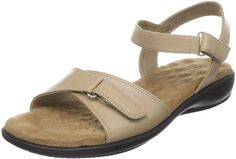 Walking Cradles Womens Sky 2 AnkleStrap SandalBeige8 M US * To view further for this item, visit the image link.