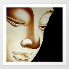 Buddha Art Print by Joe Pansa - $15.98