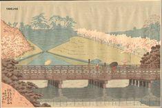 1956 - Asano Takeji - Benkei Bridge