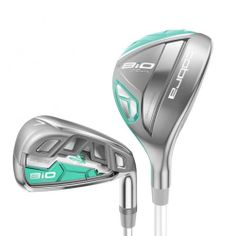 Cobra Ladies BIO CELL Aqua Splash Hybrids Iron Combo Sets