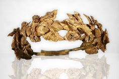 Greek Gold Wreath, 2nd century BC