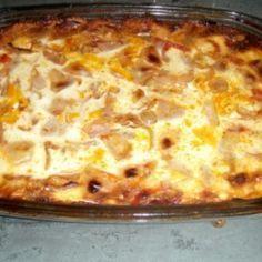 Gyors gyuvecs Lasagna, Pizza, Cheese, Baking, Ethnic Recipes, Food, Household, Bakken, Meals