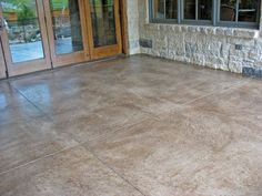 Stained Concrete Patios | Patio Concrete Stain   Solcrete.com | For The Home