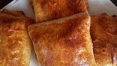 Πανεύκολες ατομικές τυρόπιτες απο αραβική πίτα! Snacks, Ethnic Recipes, Food, Meals, Treats, Finger Food, Appetizers