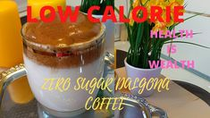 Accepting the challenge of making dalgona coffee.Since I'm in keto diet, I use sukrin, a zero calorie sweetener and unsweetened almond milk. Unsweetened Almond Milk, Keto Meal, Meal Ideas, Keto Recipes, Healthy Living, Zero, Low Carb, Sugar, Diet