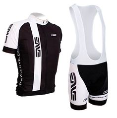 018b42c00 Find More Cycling Jerseys Information about 2015 enve black white Cycling  jersey short sleeve and bib