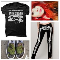 Warped Tour Outfit