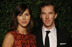The League of British Artists: Benedict Cumberbatch and Wife Sophie Welcome Their...
