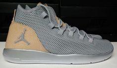 best service 77b6f 0b3b6 Nike Jordan Reveal Premium Size 10.5 Wolf Grey Mens Prem Shoe Sneaker 834229 -012