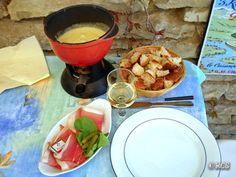 エスカルゴの国から:+美味しいモンドール・チーズに出会う