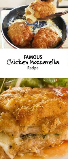 6. Chicken Mozzarella - The 16 Best Chicken Recipes You Need To Follow_6