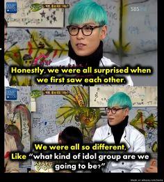BigBang. Their all being so different from each other is, I think, their strongest point.