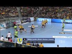 Tore des Monats November in der DKB Handball-Bundesliga    repinned by someid.de