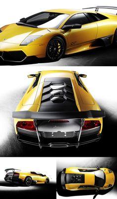 Lamborghini Murcielago LP-670-4 Super Veloce Coupe