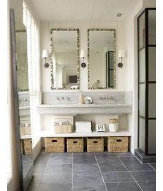 13 best Badkamer-idees images on Pinterest   Bathroom, Half ...
