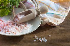 What is the Best Unrefined, Natural & Healthy Salt? Epsom Salt Benefits, Himalayan Salt Benefits, Magnesium Sulfate, Home Remedies, Sweet Home, Blog, Garlic Press, Bath Salts, Health Benefits