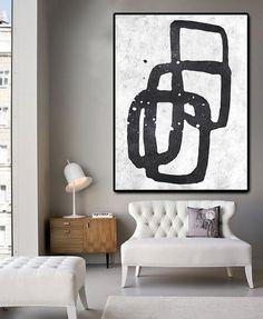 Peinture abstraite sur toile peinture sur toile par CelineZiangArt
