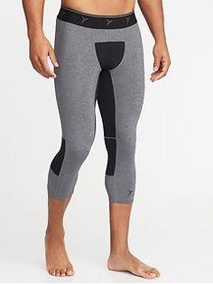 Go-Dry Base Layer Tights for Men - oldNavy Mens Tights, Mens Activewear, Shop Old Navy, Skinny Fit, Active Wear, Mens Fashion, Fashion Fall, Asos, Layers