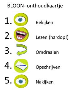 BLOON cards for spelling group 6 Learning Tips, Learning Quotes, Speech Language Therapy, Speech And Language, Learn Dutch, School Computers, Dutch Language, Spelling And Grammar, School Posters