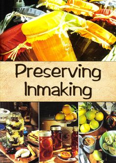 Inmaking African Recipes, Preserves, South Africa, Preserve, African Food Recipes, Preserving Food, Butter, Pickling