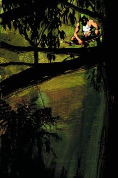 Green Arrow - Jock