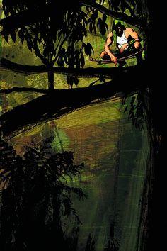 Green Arrow - Jock