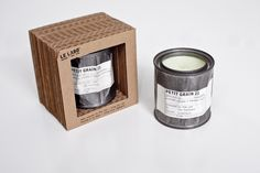 Le labo Candle Packaging