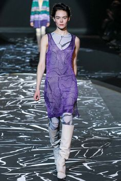 Missoni Fall 2015 Ready-to-Wear Fashion Show