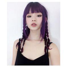 Mei @infrontofapple cool hairInstagram photo | Websta (Webstagram)