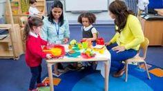 Graduate nursery staff have 'little effect' on children - BBC News