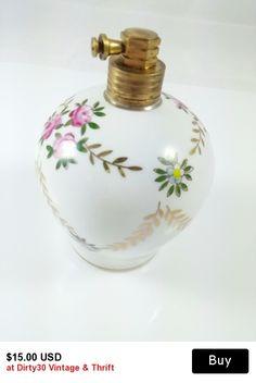 #VIntageStyle #Vanity #Perfume #Dirty30Vintage #ShopDirty