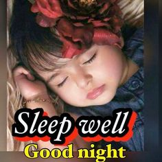Good night sister and all, have a peaceful night .