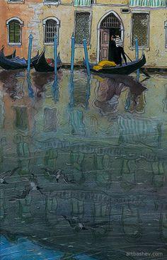 Venice by Evgeny Bashmakov