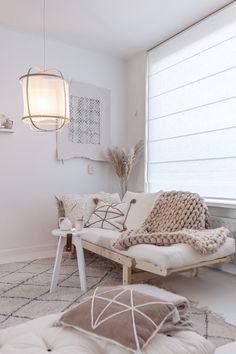 Bohemian Living, Boho, Entryway Bench, Modern, Plaid, Inspiration, Design, Furniture, Home Decor