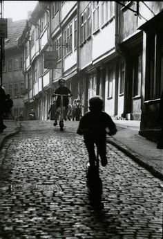 Willy Ronis - Erfurt, 1960