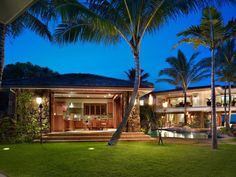 HGTV.com takes you inside an ultra-luxurious Hawaiian property where Beyonce and Jay Z have vacationed.