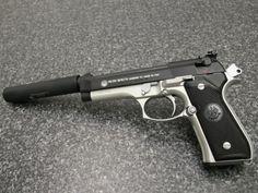 Beretta on mute.Shhhh