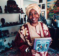Mother Mary Carter Smith - Black Storyteller, Author, International Treasurer