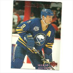 Upper Deck 1995 Hockey Trading Card #165 Doug Bodger 8 Buffalo Sabers Listing in the Non-Graded,1990-1999,Singles,NHL,Hockey,Sports Cards & Stickers,Sport Memorabilia & Cards Category on eBid Canada $0.75