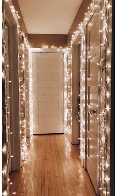 home decor habitacion House decor christmas string lights 41 Ideas My New Room, My Room, Dorm Room, College House, Sat College, Miami College, College Girl Apartment, Georgia College, College Games