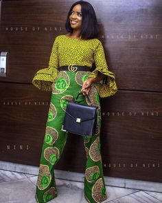 african fashion jumpsuit are really amazing Picture# 8847 African Print Dresses, African Fashion Dresses, African Dress, Ankara Fashion, African Prints, African Tops, African Women, African Attire, African Wear