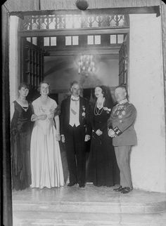 King Manuel II & Queen Augusta Victoria of Portugal