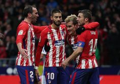 LaLiga: Atletico are the biggest winners, Barcelona extend their advantage but Madrid and Valencia lose ground in the title race