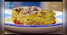Cucina facile con i video: LASAGNE ZUCCA E SALSICCIA