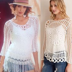 "How funny Boston Proper is selling similar crochet top to ours minus the fringe for $79! Call me crazy but there is no way I would ever pay that much. Maybe deep down that's why I decided to open my own store. Get ours for $39.60 after 10% off. Coupon code ""WELCOME"" by serendipityboutiquemishawaka"