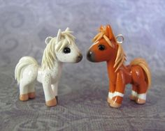 It's horse clay charms
