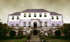 The Great House of Rose Hall, Montego Bay, Jamaica......Home of the White Witch! Annie Palmer was a petite woman (barely 4 feet tall, it is said) who moved to the beautiful island of Jamaica to be the wife of a powerful man who owned Rose Hall.  She killed 3 husbands and numerous slaves.  Rose Hall is said to be haunted by the spirit of Annie Palmer!